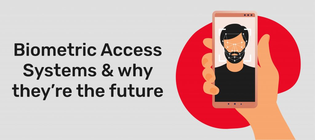 Biometric Access Systems and why they're the future